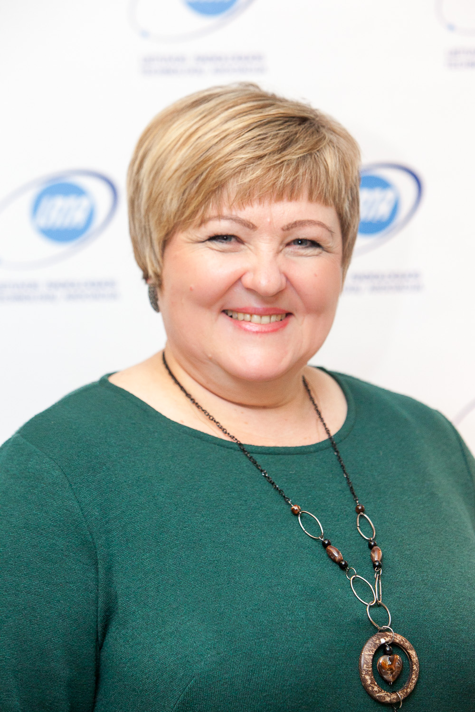 Lidija Mironova LRLA Vilniaus filialo Pirmininkė